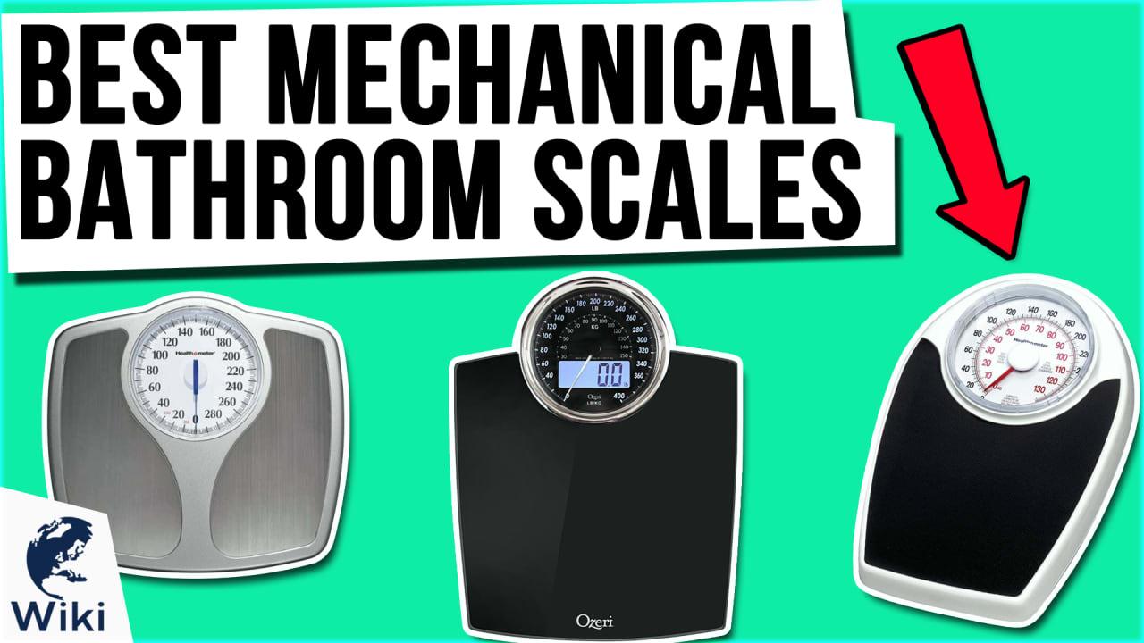 8 Best Mechanical Bathroom Scales