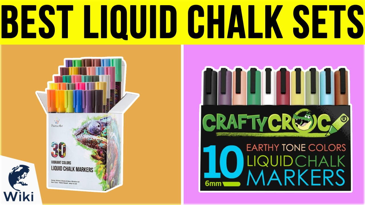 8 Best Liquid Chalk Sets