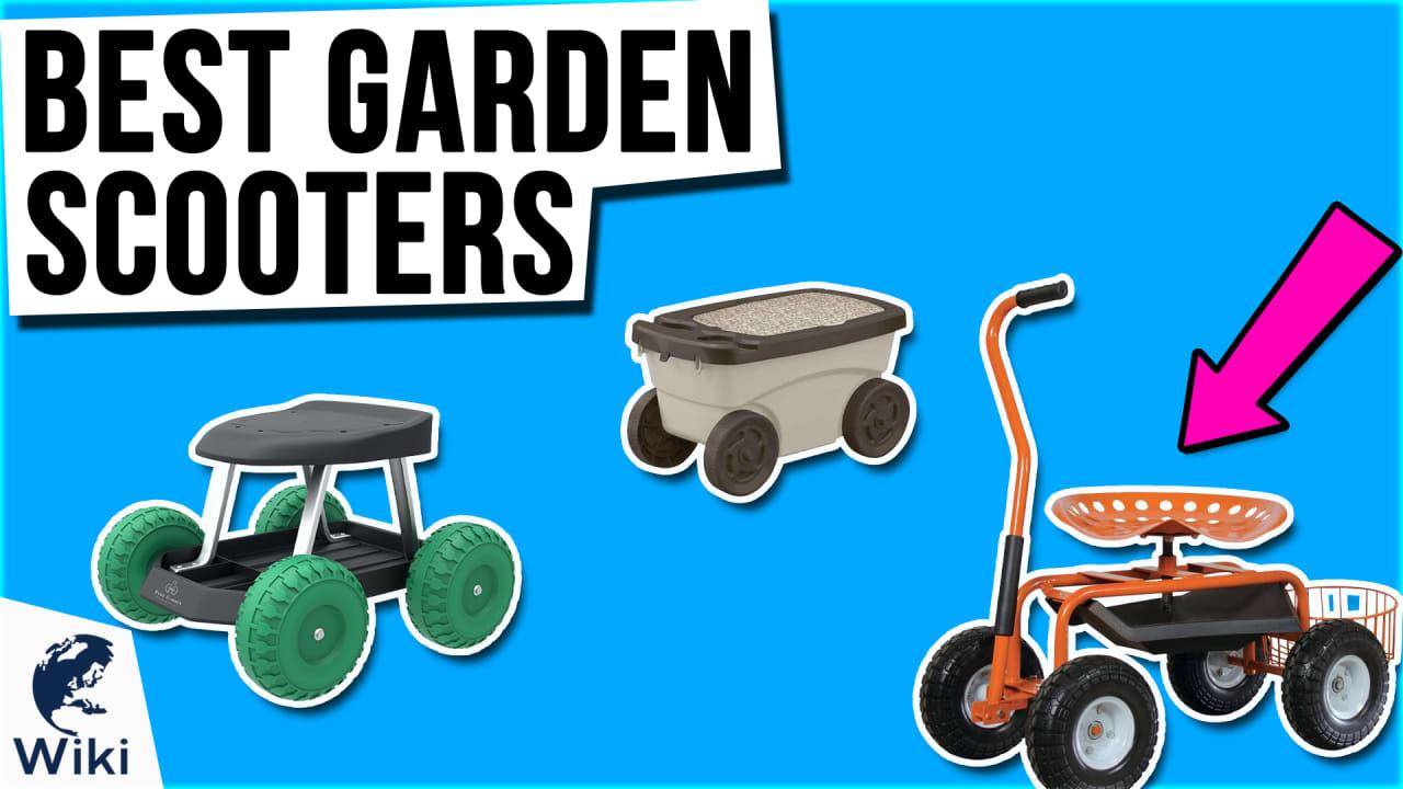 8 Best Garden Scooters