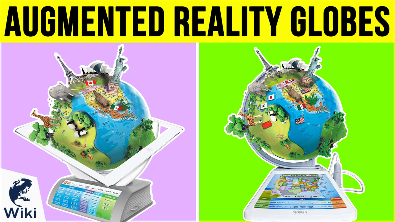 6 Best Augmented Reality Globes