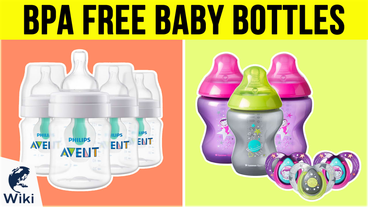10 Best BPA Free Baby Bottles