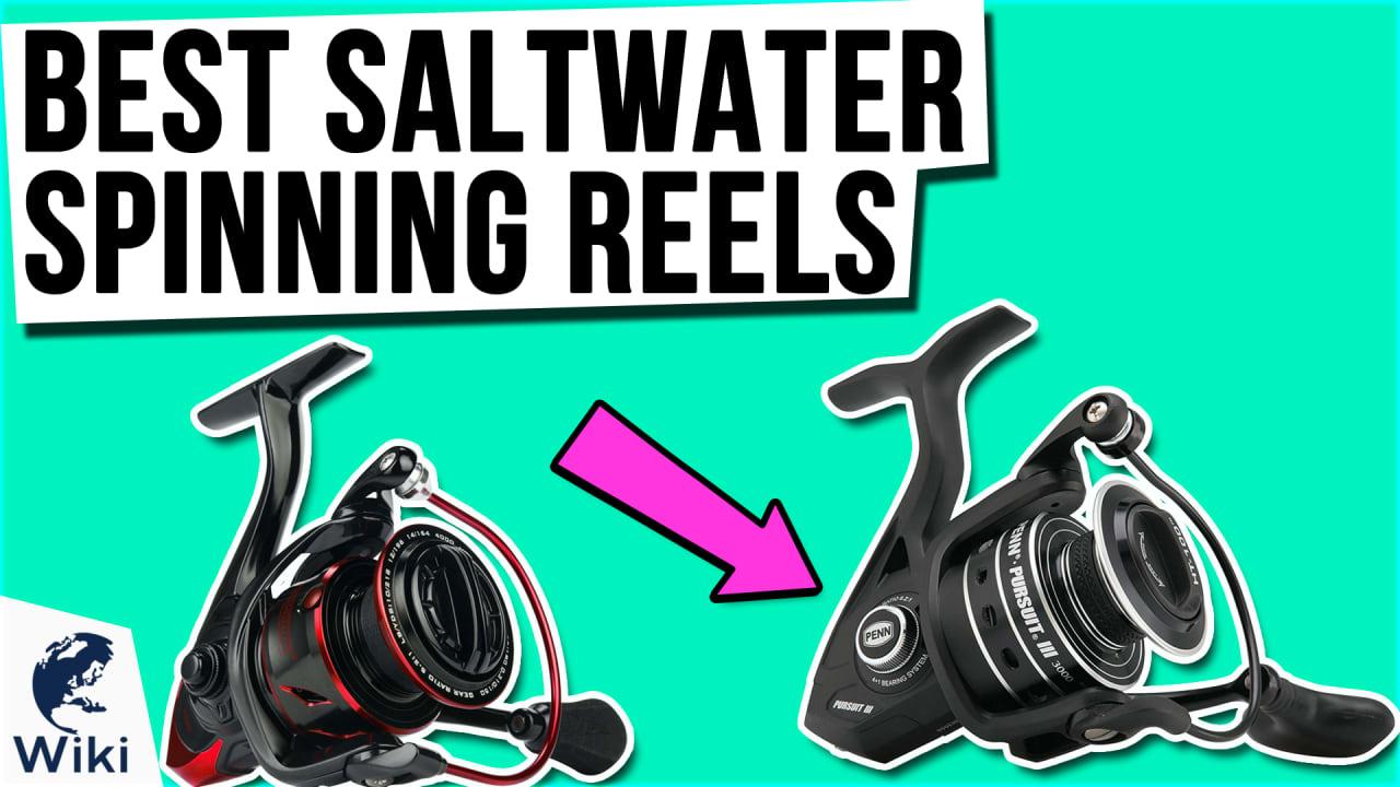 10 Best Saltwater Spinning Reels