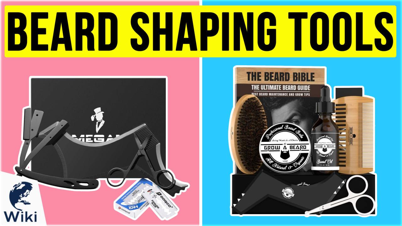10 Best Beard Shaping Tools