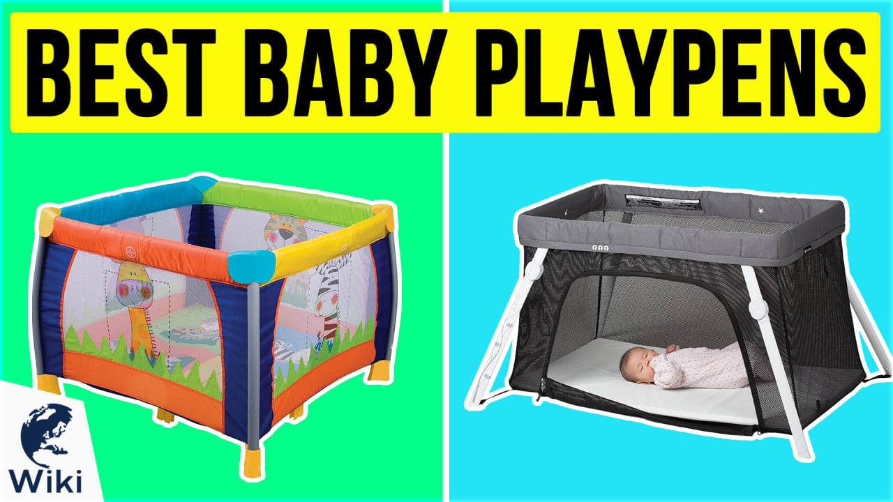 10 Best Baby Playpens