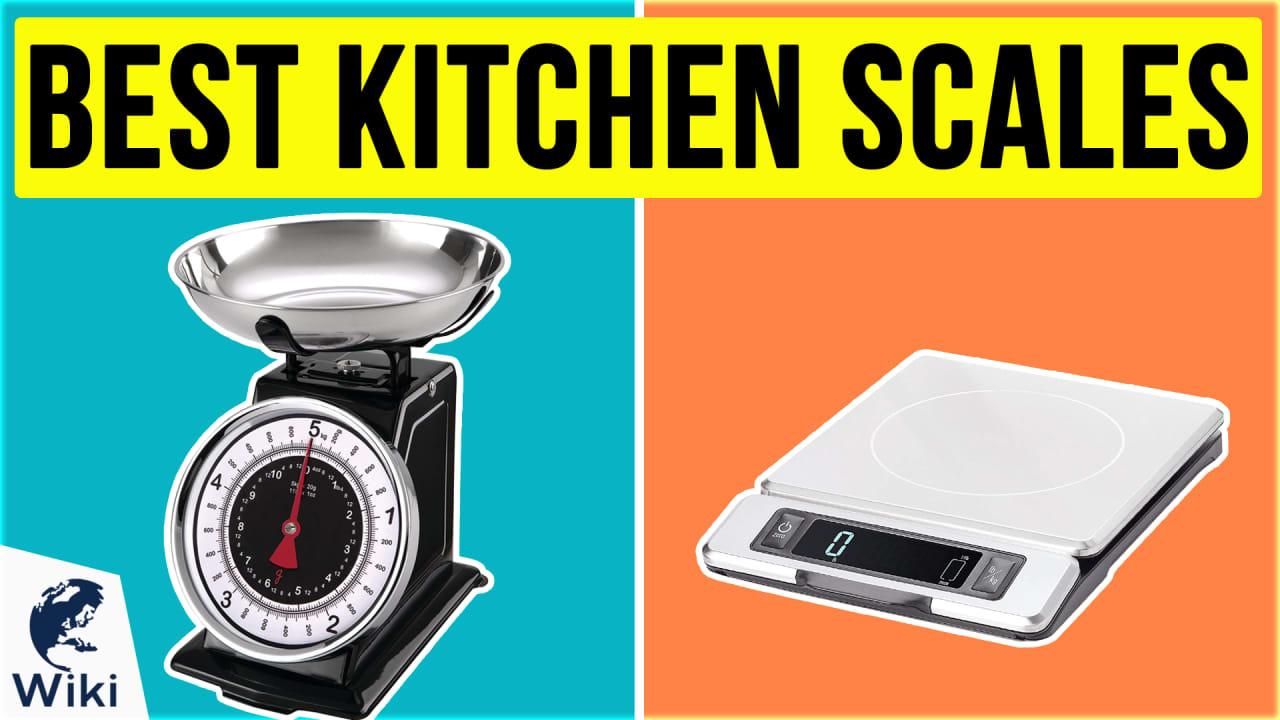 10 Best Kitchen Scales