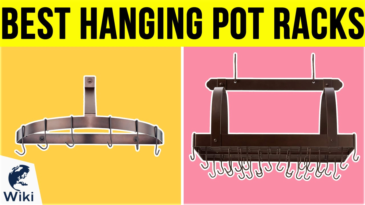10 Best Hanging Pot Racks
