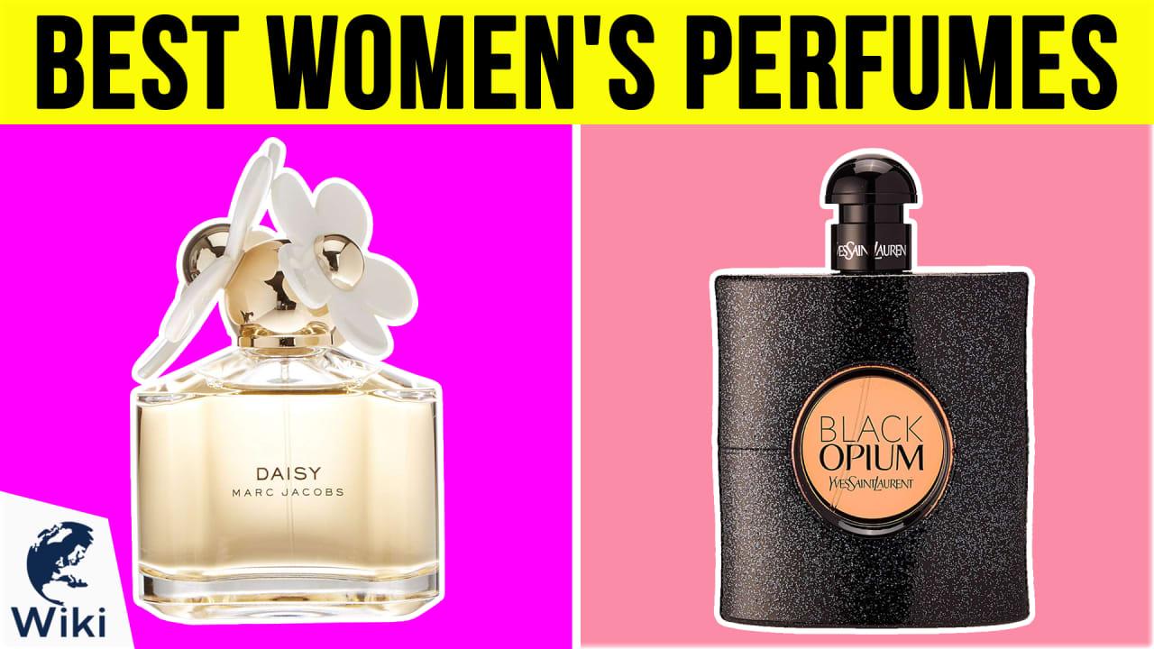 10 Best Women's Perfumes