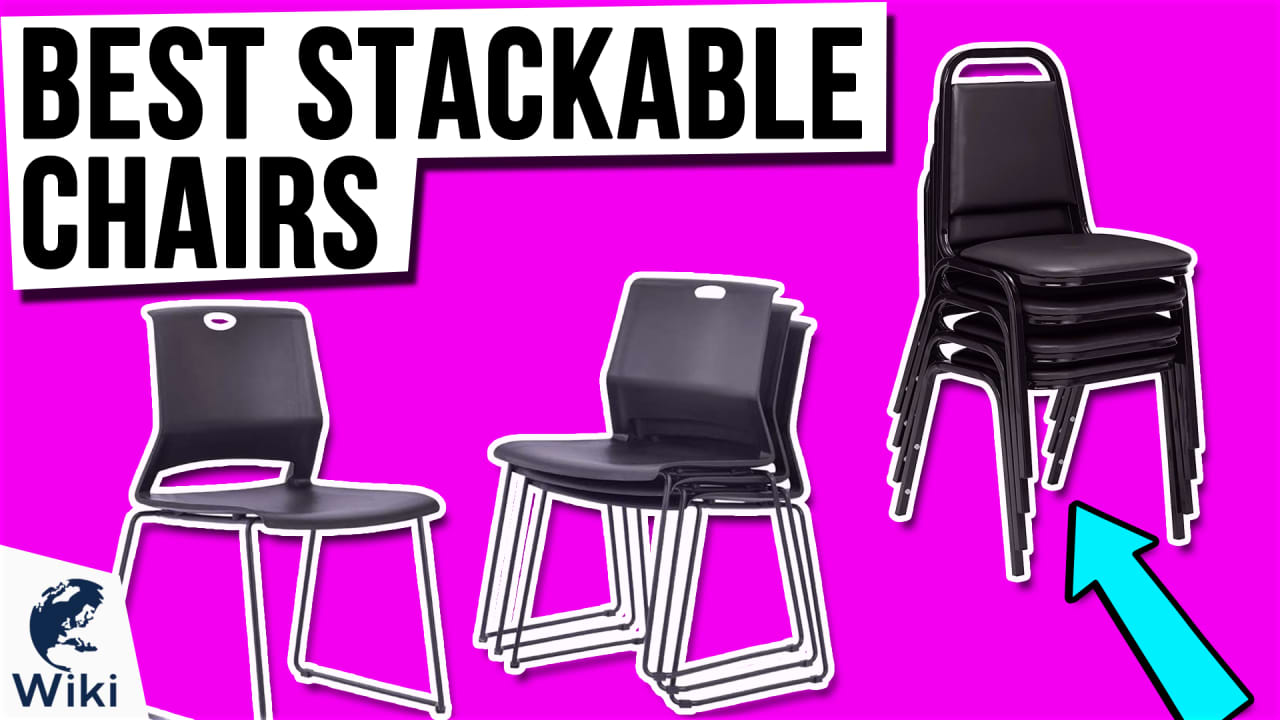 10 Best Stackable Chairs