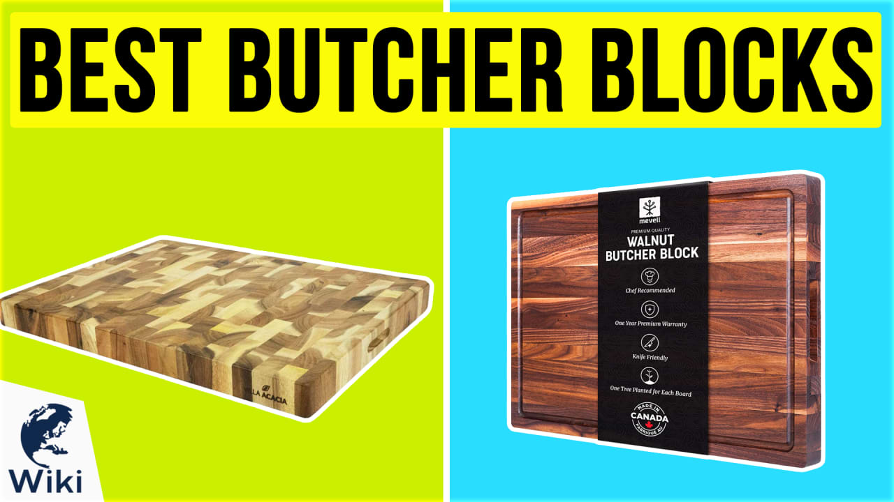 10 Best Butcher Blocks