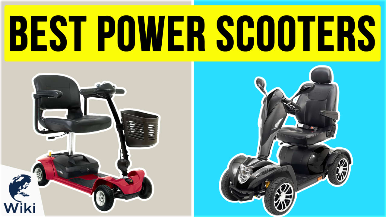 8 Best Power Scooters