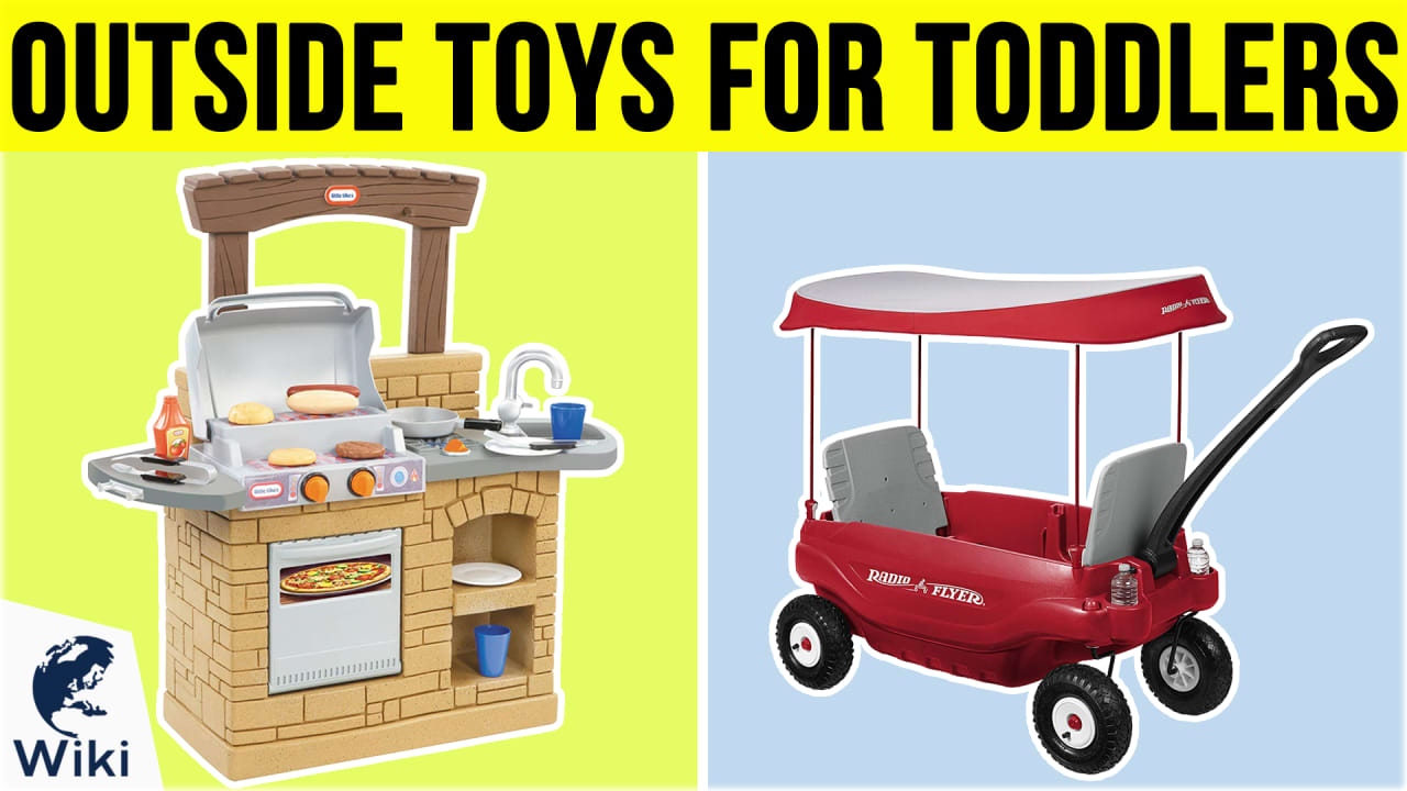 10 Best Outside Toys For Toddlers