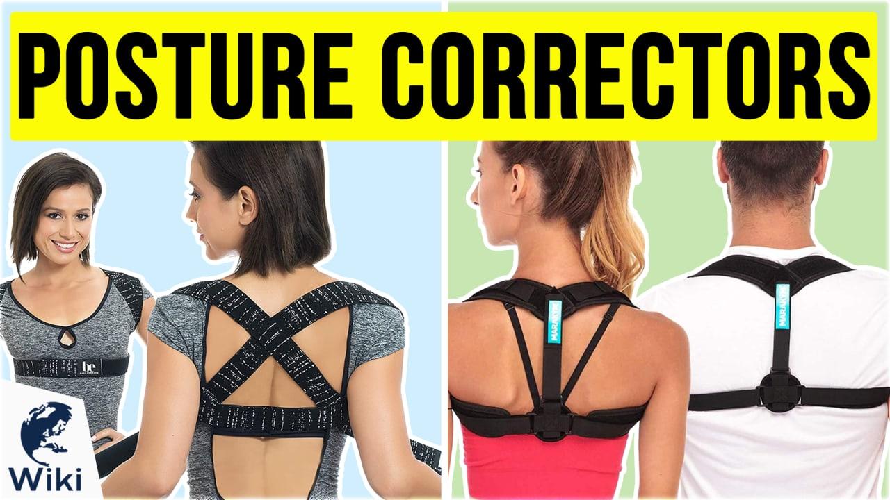 10 Best Posture Correctors