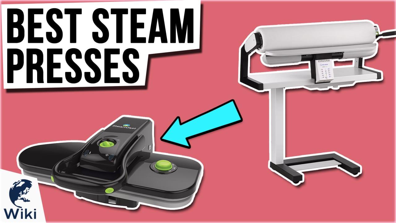 6 Best Steam Presses