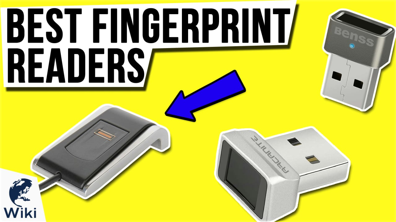 10 Best Fingerprint Readers