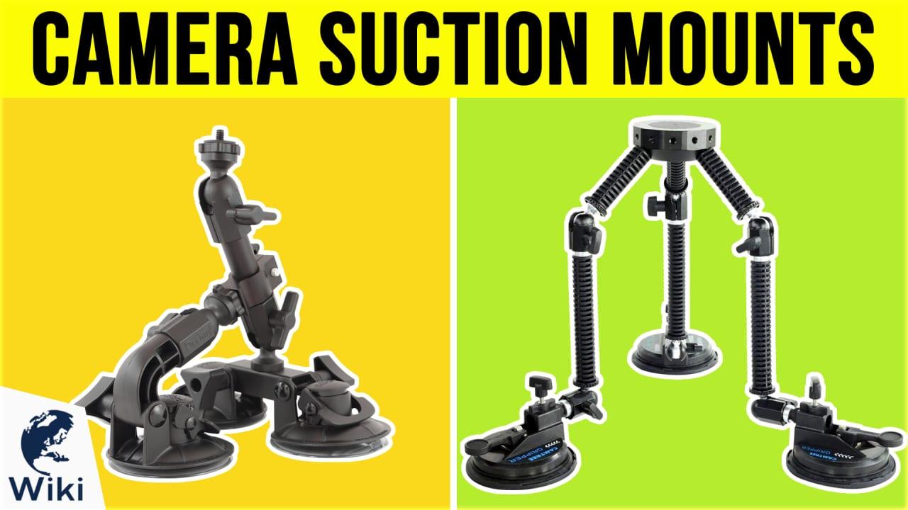 10 Best Camera Suction Mounts