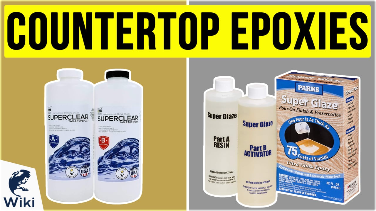 10 Best Countertop Epoxies