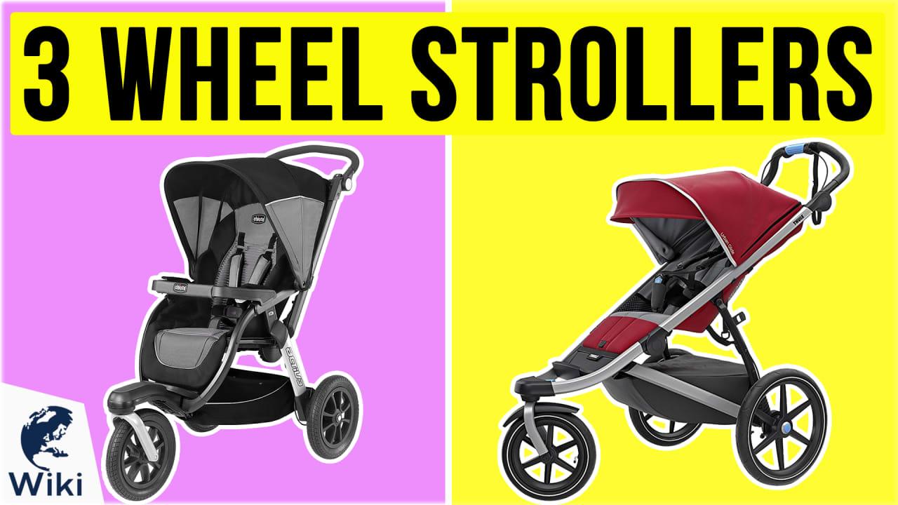 10 Best 3 Wheel Strollers