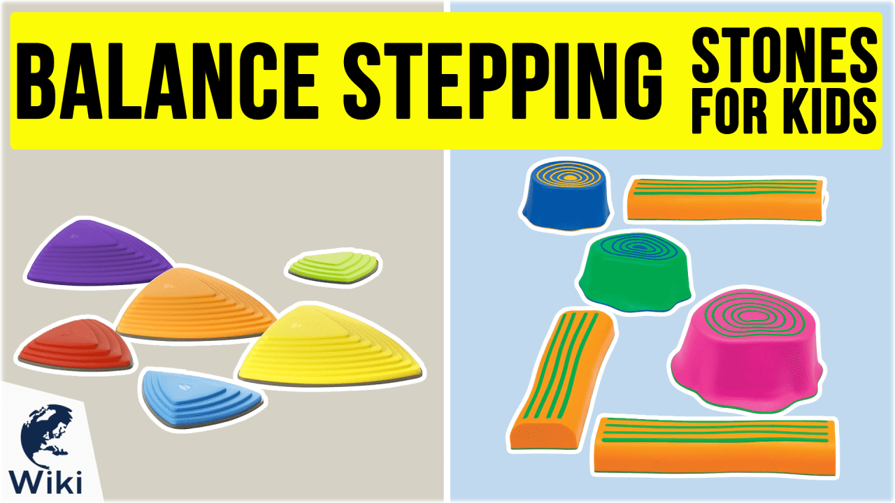 10 Best Balance Stepping Stones For Kids