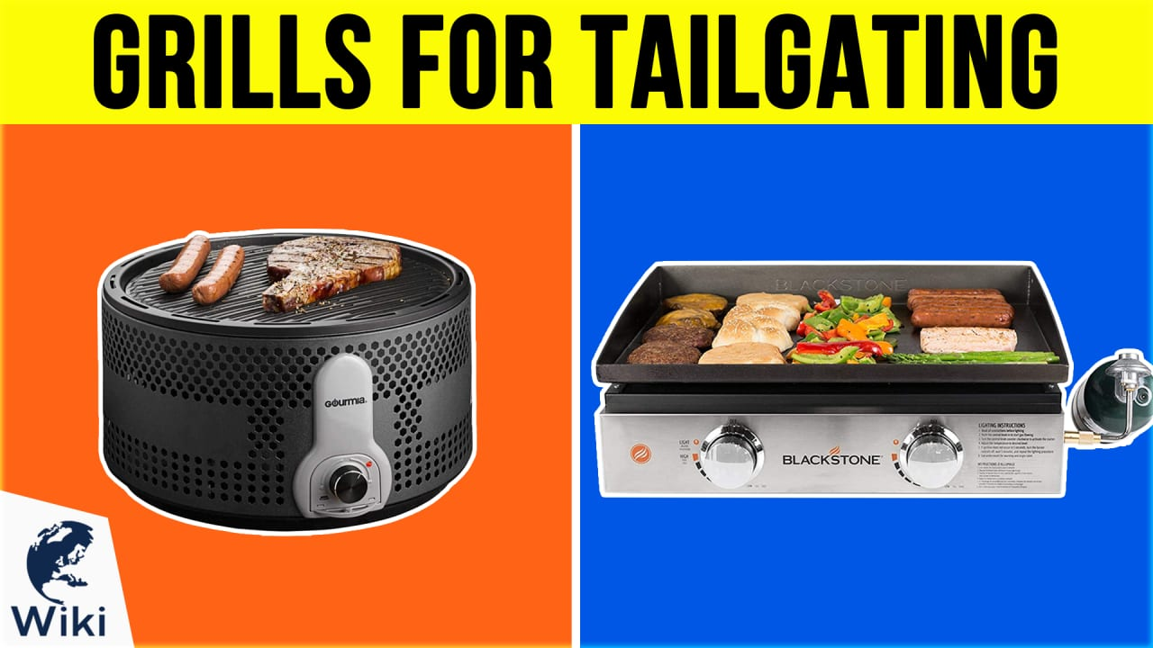 10 Best Grills For Tailgating