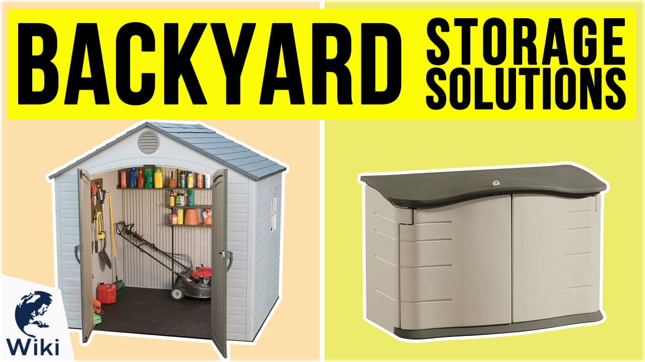 10 Best Backyard Storage Solutions