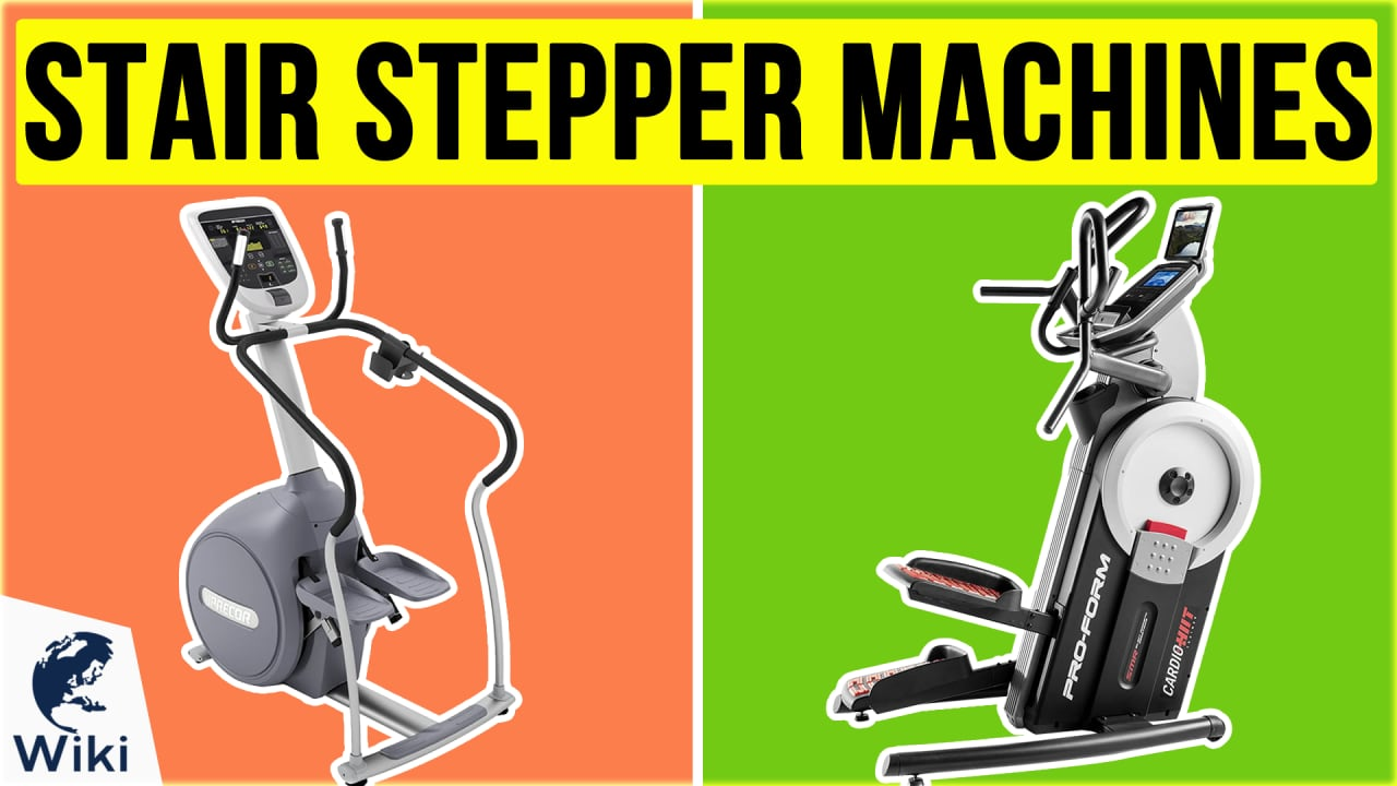 7 Best Stair Stepper Machines