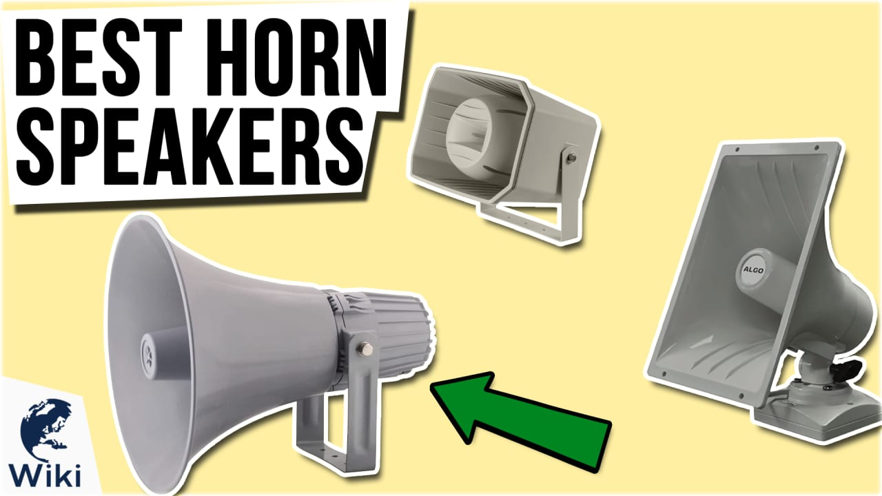 10 Best Horn Speakers