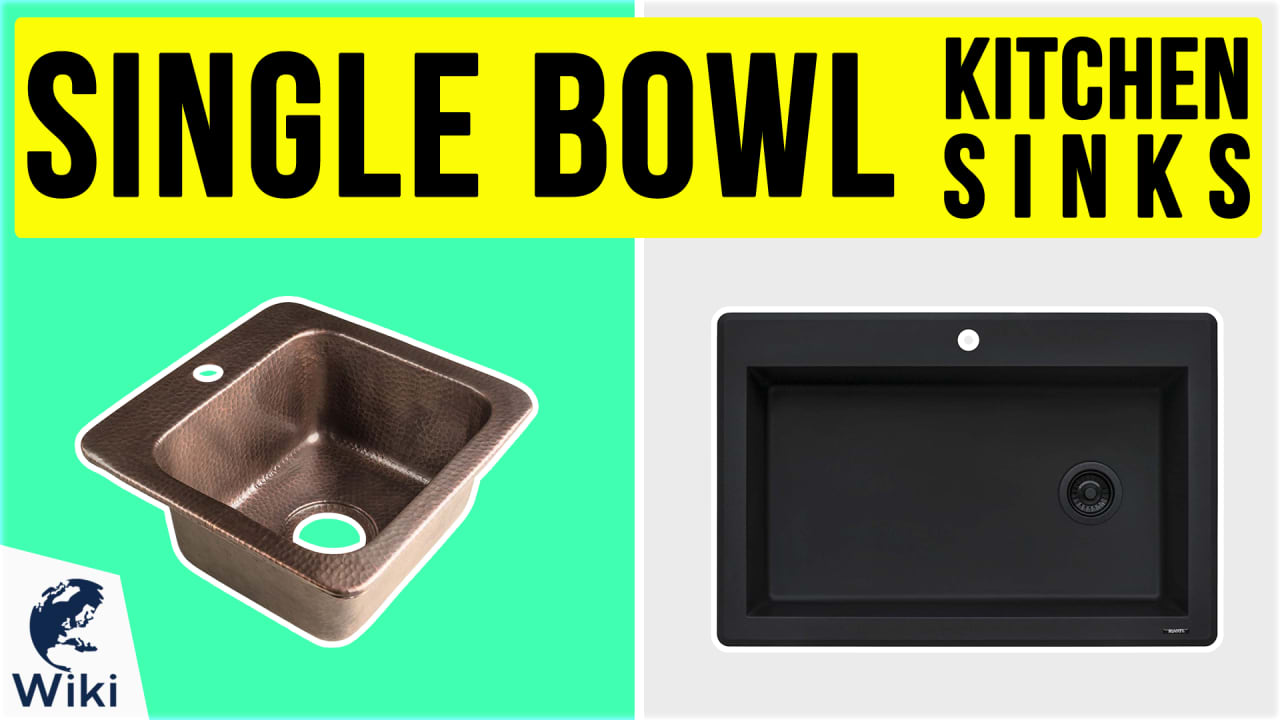 10 Best Single Bowl Kitchen Sinks