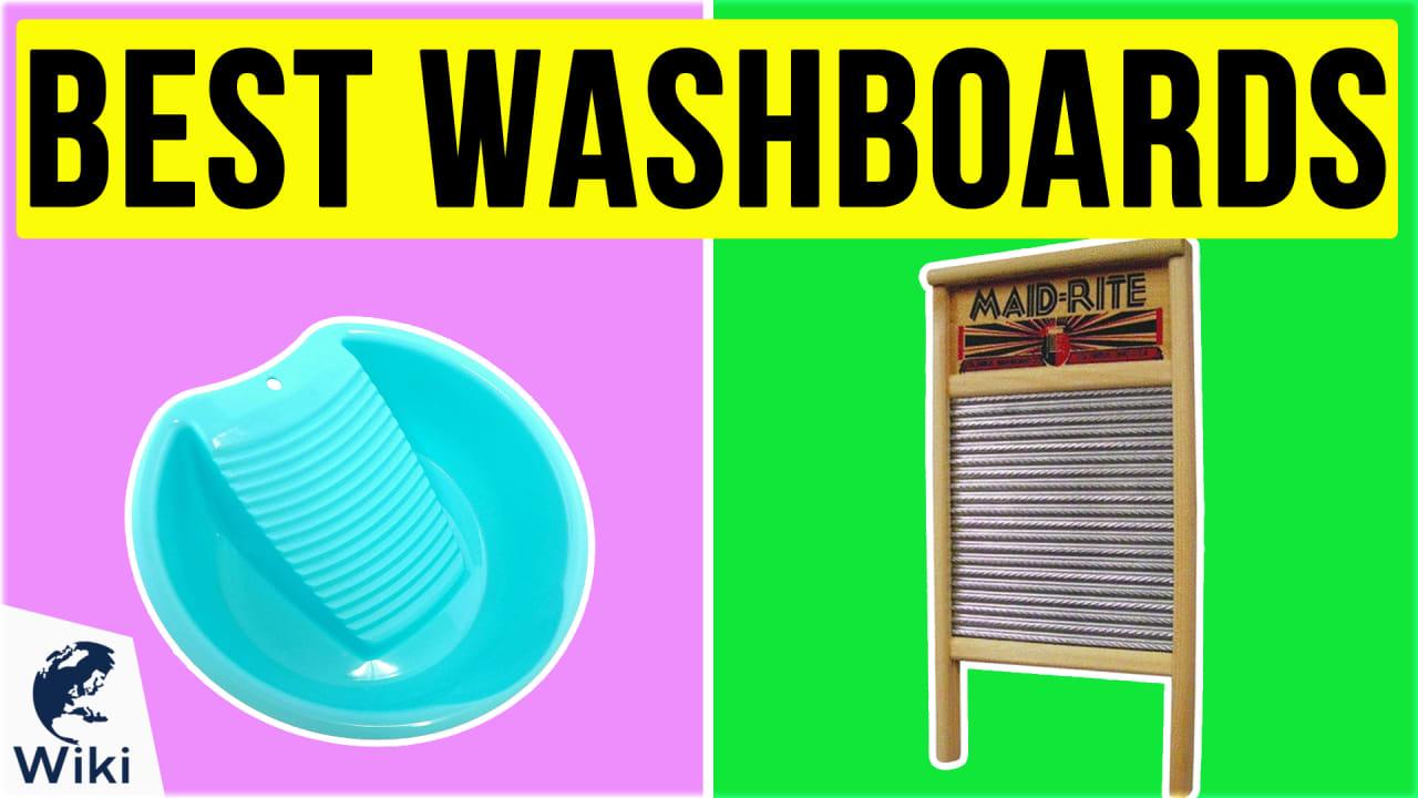 10 Best Washboards
