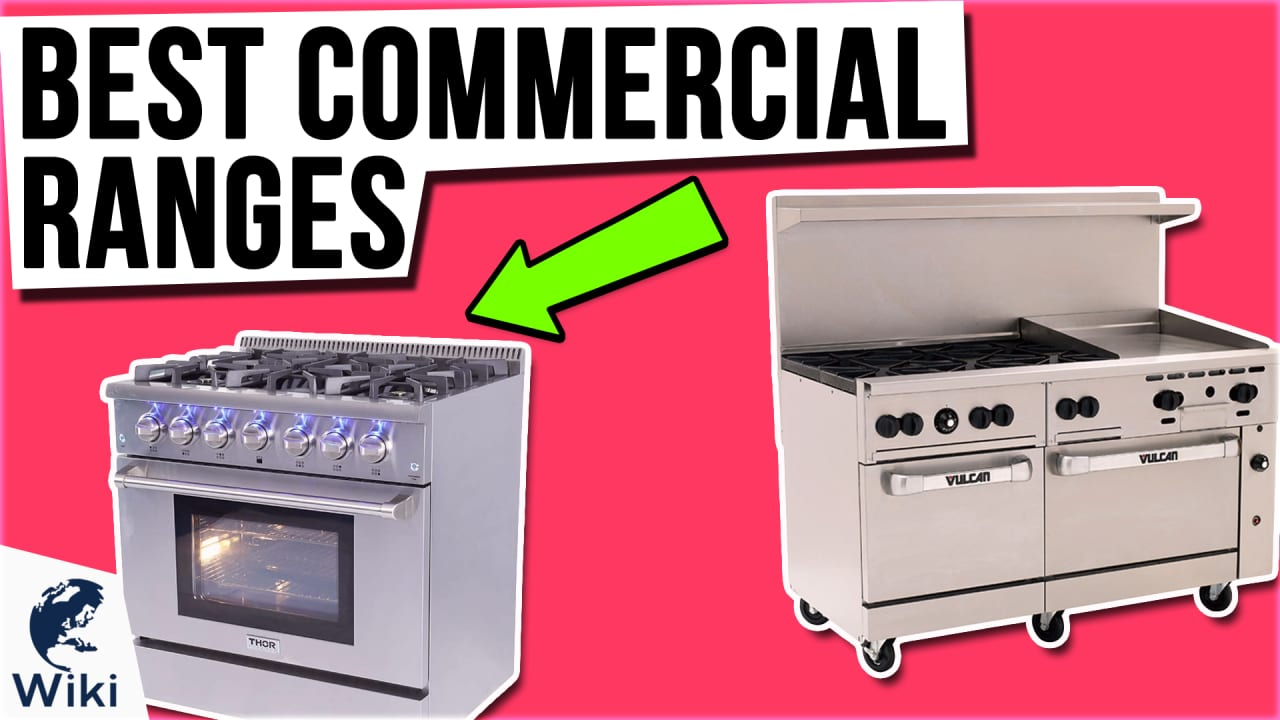 9 Best Commercial Ranges