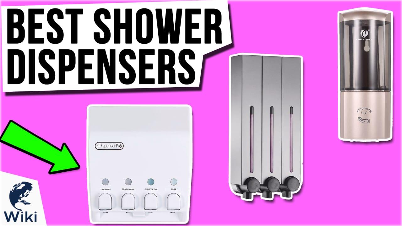 10 Best Shower Dispensers