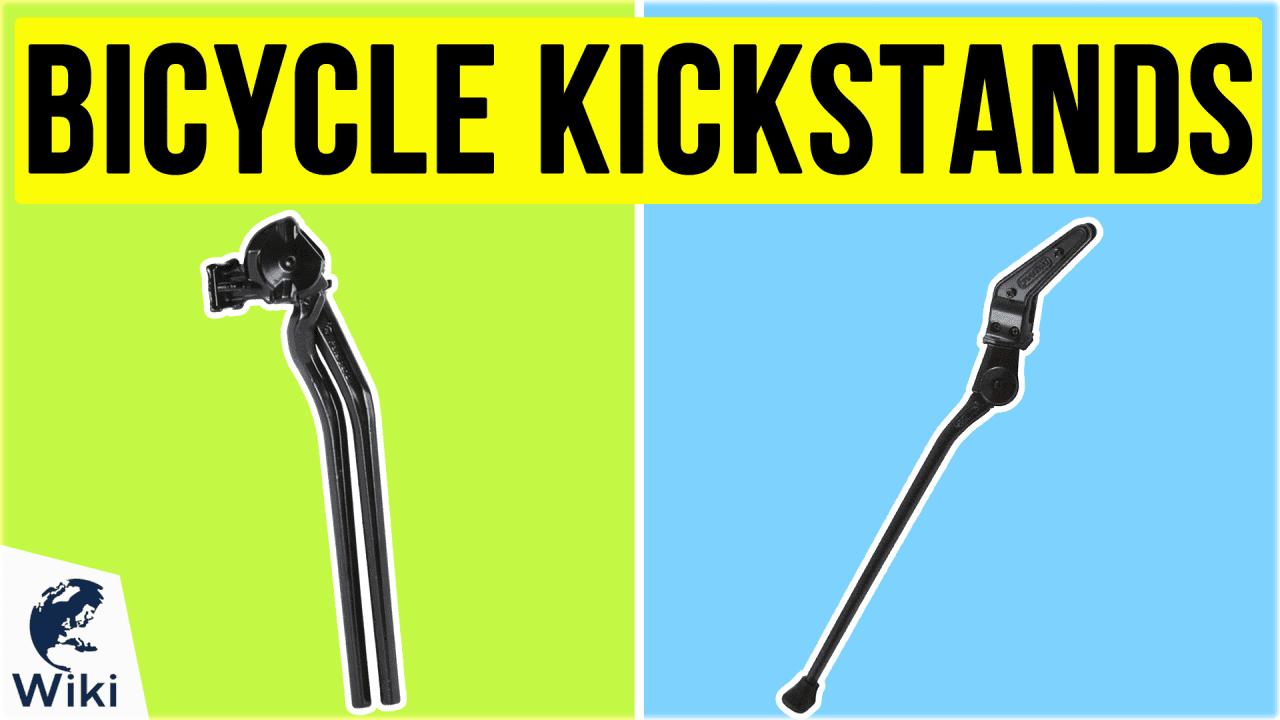 10 Best Bicycle Kickstands