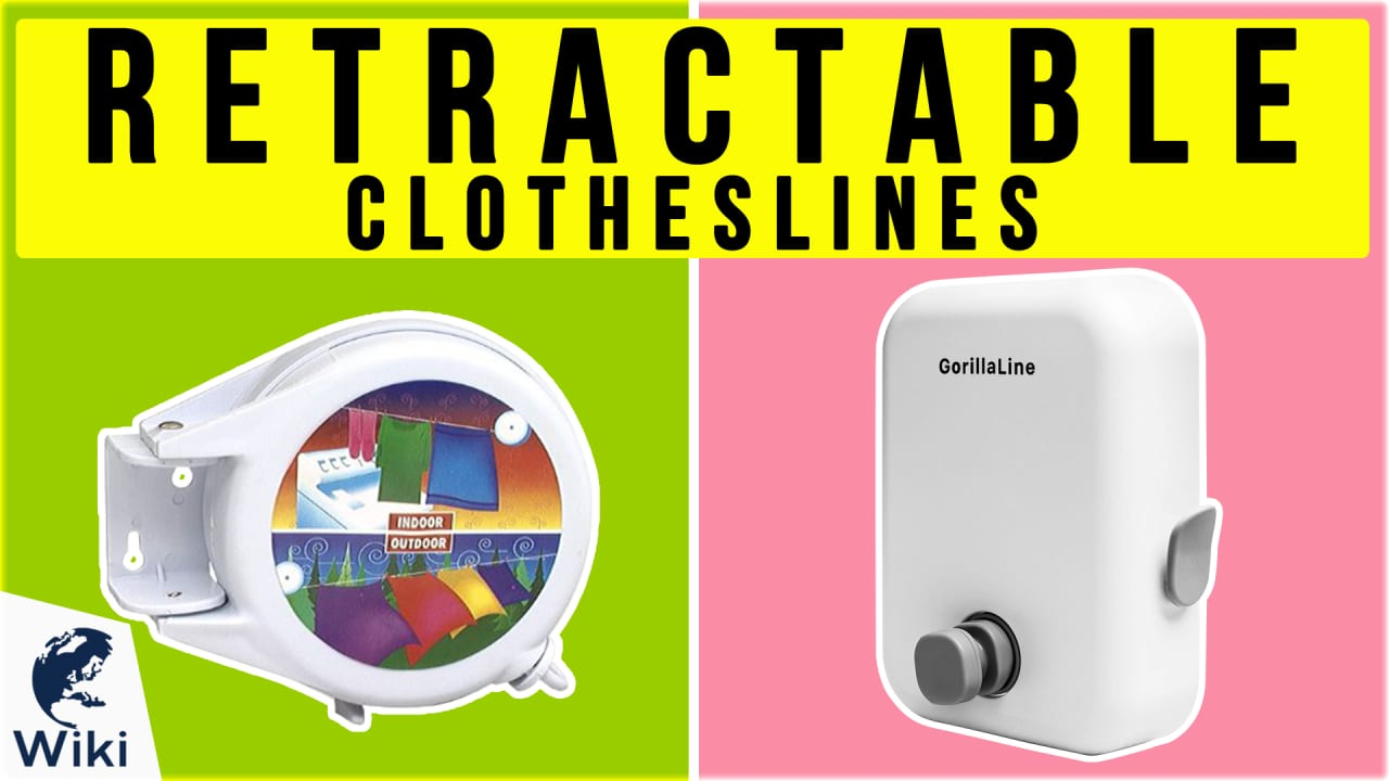 8 Best Retractable Clotheslines