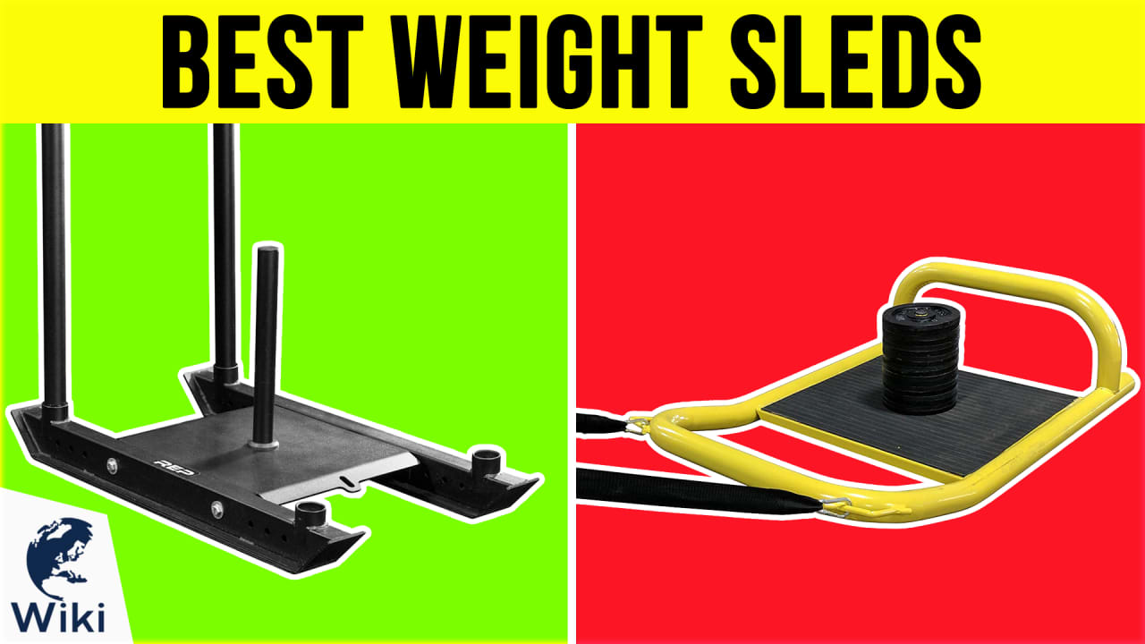 10 Best Weight Sleds