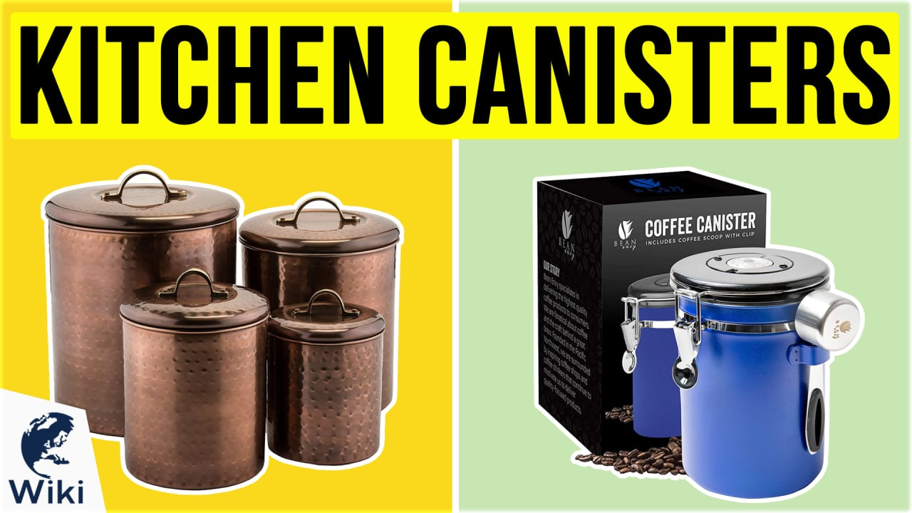 10 Best Kitchen Canisters