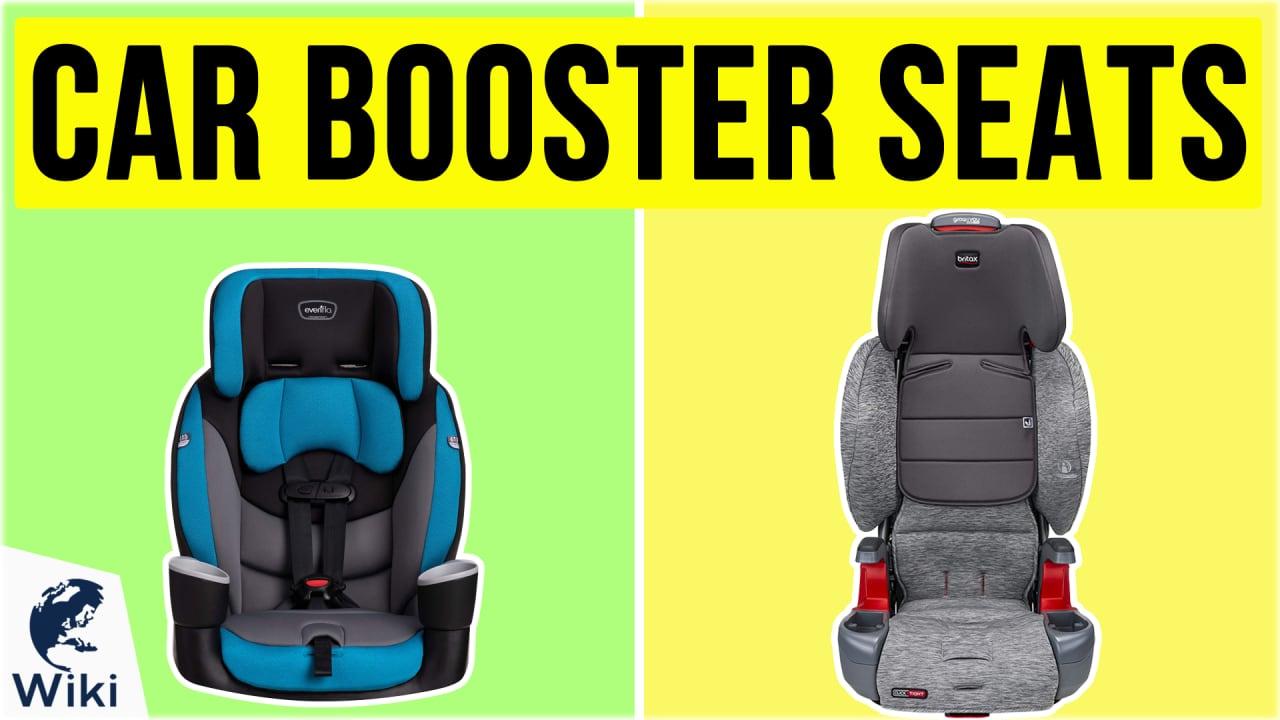 10 Best Car Booster Seats