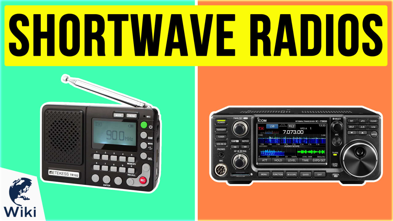 10 Best Shortwave Radios
