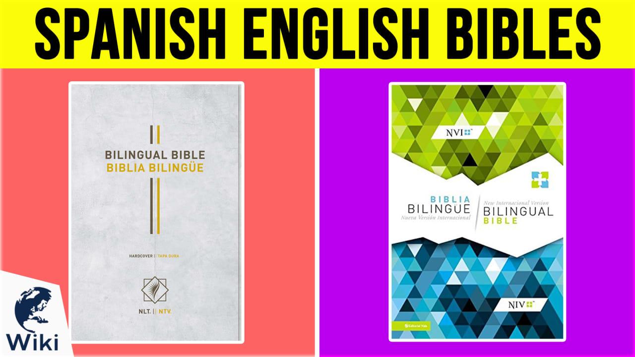 8 Best Spanish English Bibles