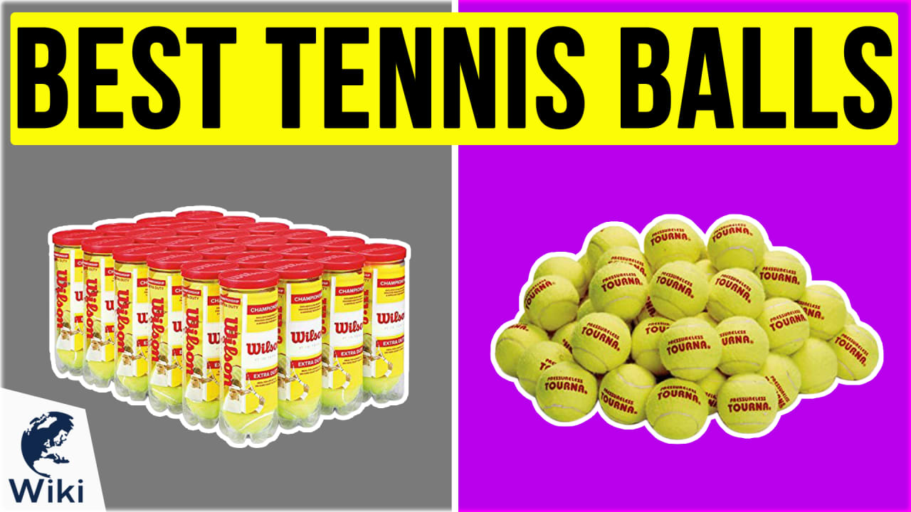 6 Best Bulk Tennis Balls