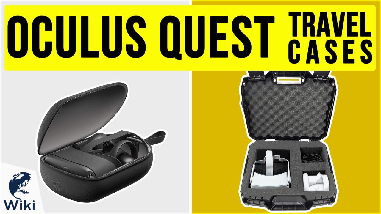 10 Best Oculus Quest Travel Cases