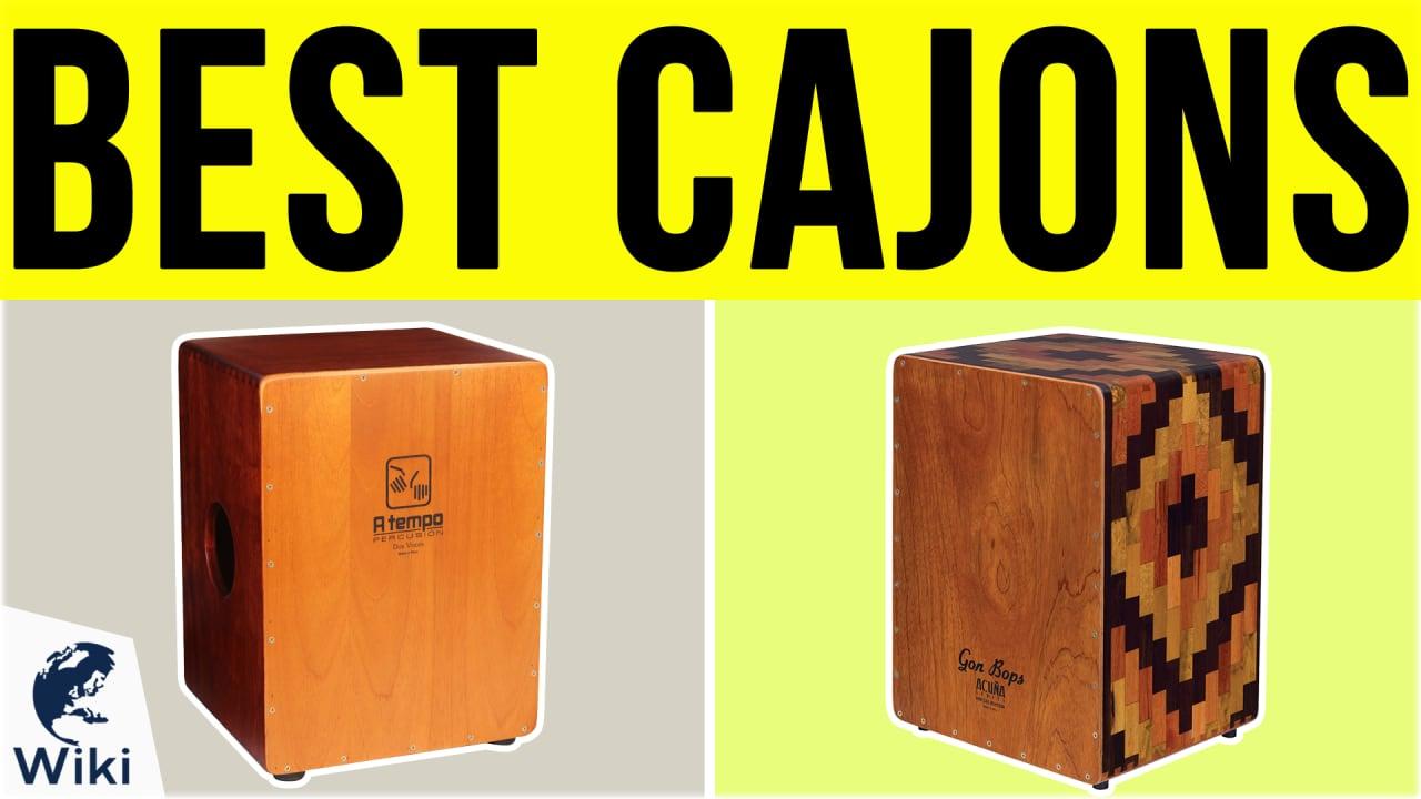 10 Best Cajons