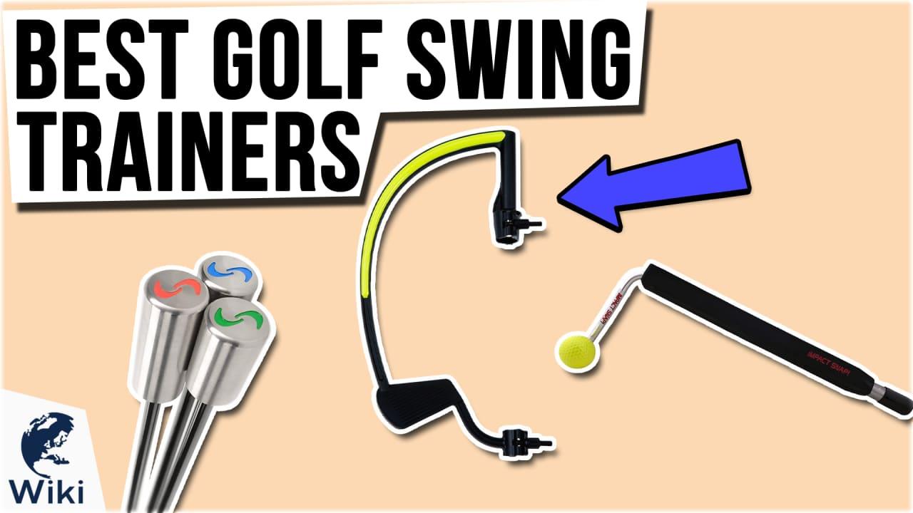 10 Best Golf Swing Trainers