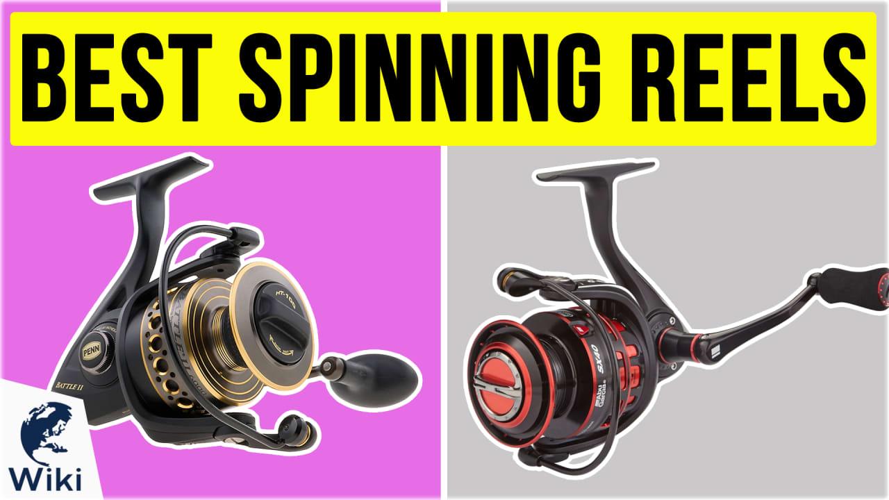 10 Best Spinning Reels