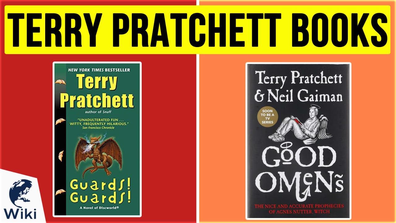 10 Best Terry Pratchett Books