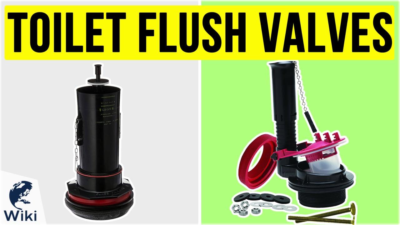5 Best Toilet Flush Valves