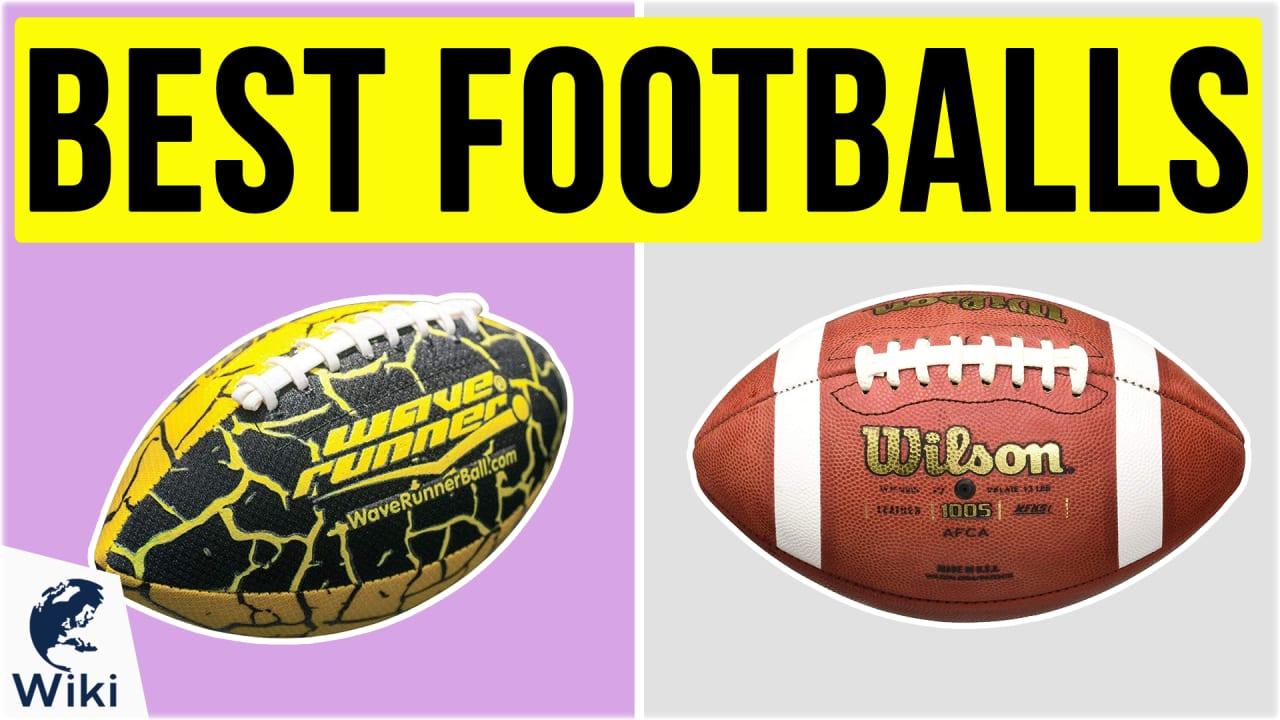 10 Best Footballs