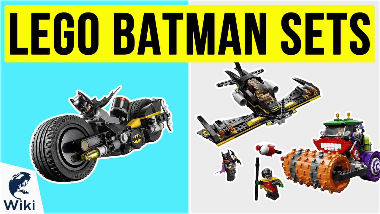 10 Best Lego Batman Sets