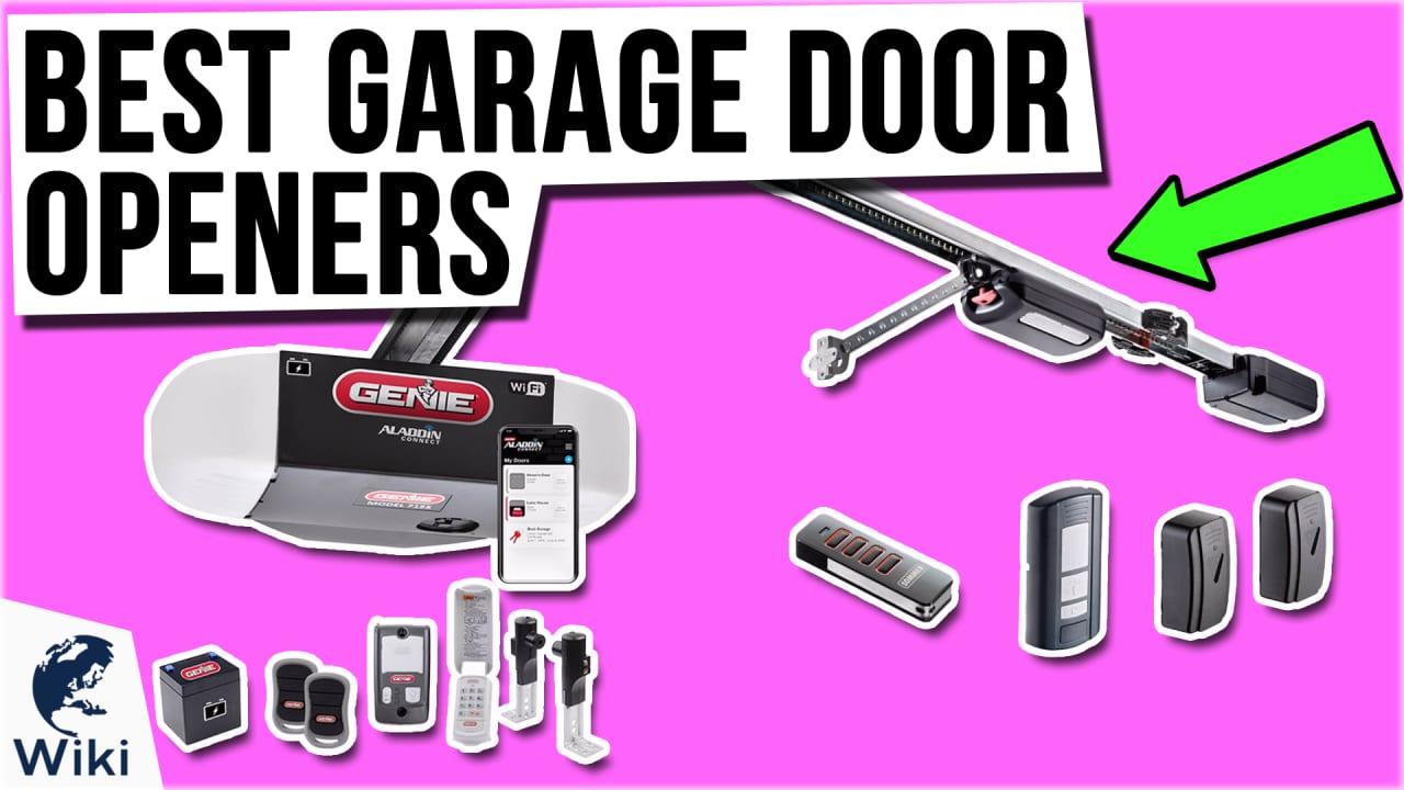 10 Best Garage Door Openers