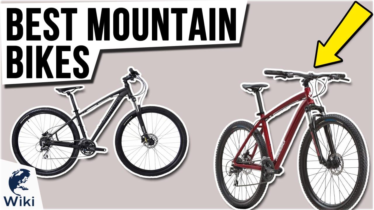 6 Best Mountain Bikes