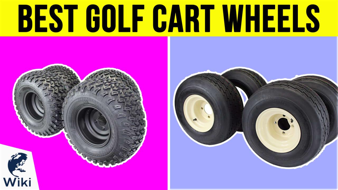 10 Best Golf Cart Wheels