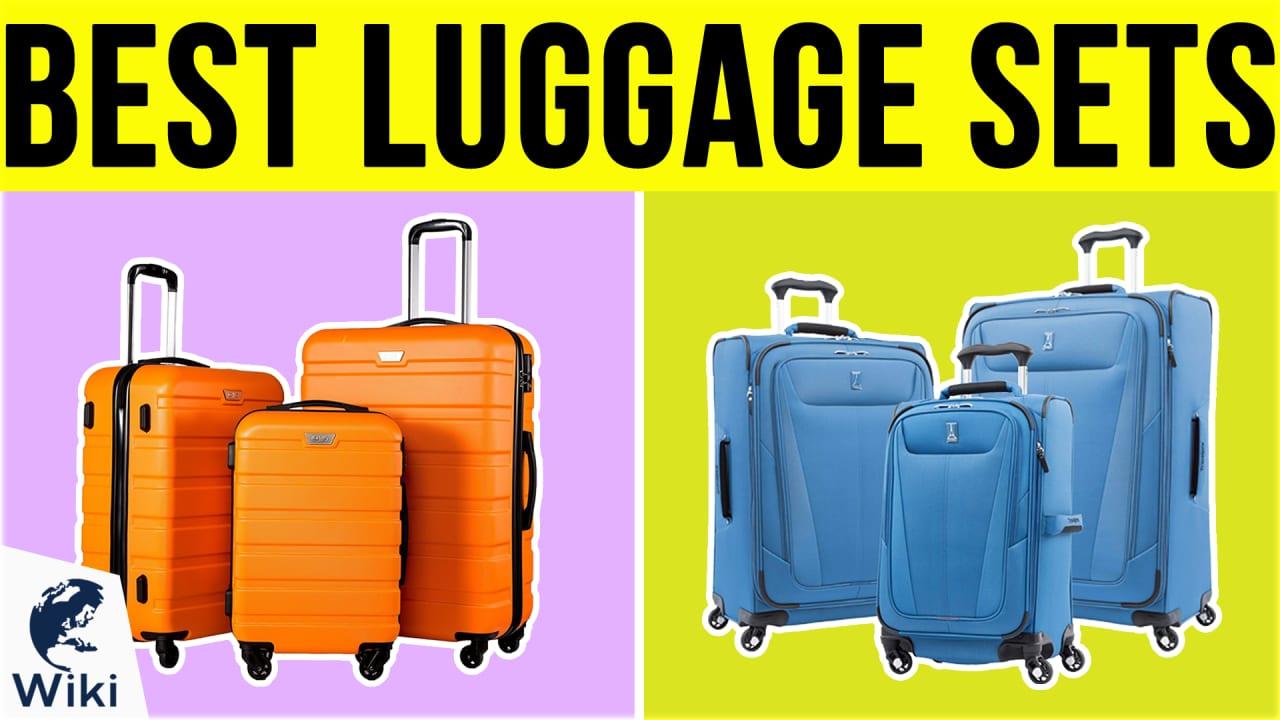 10 Best Luggage Sets